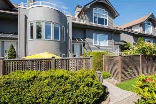 """Main Photo: 210 250 E 11TH Street in North Vancouver: Central Lonsdale Townhouse for sale in """"Easthill 11"""" : MLS®# R2594548"""