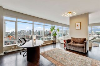 "Photo 4: 1401 1661 ONTARIO Street in Vancouver: False Creek Condo for sale in ""Millennium Water"" (Vancouver West)  : MLS®# R2521704"