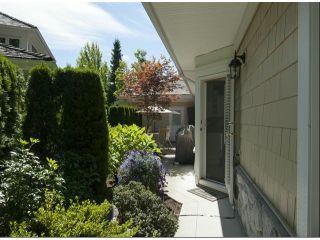 "Photo 17: 8 3225 MORGAN CREEK Way in Surrey: Morgan Creek Townhouse for sale in ""DEER RUN"" (South Surrey White Rock)  : MLS®# F1317959"