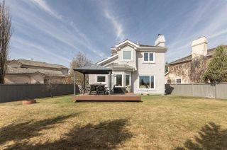 Photo 32: 161 CARLSON Close in Edmonton: Zone 14 House for sale : MLS®# E4242991