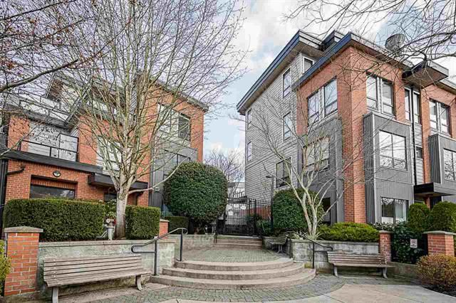Main Photo: 125 1863 SE Stainsbury Avenue in Vancouver: Victoria VE Townhouse for sale (Vancouver East)  : MLS®# R2552887