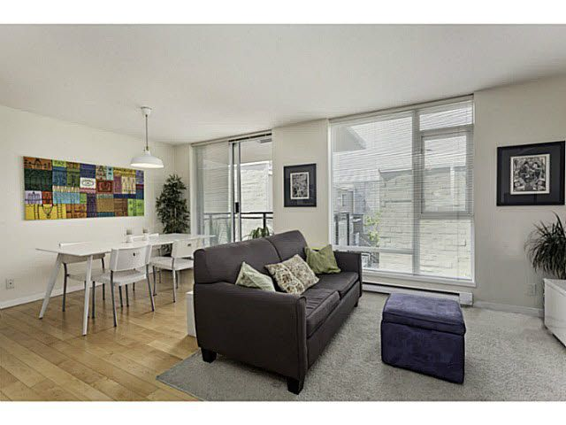"""Photo 7: Photos: 404 1650 W 7TH Avenue in Vancouver: Fairview VW Condo for sale in """"VIRTU"""" (Vancouver West)  : MLS®# V1079673"""
