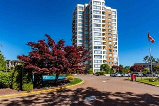 """Photo 2: 1402 3190 GLADWIN Road in Abbotsford: Central Abbotsford Condo for sale in """"Regency Park"""" : MLS®# R2589497"""