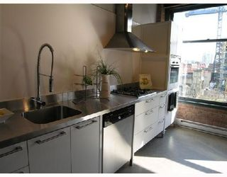 "Photo 6: 415 55 E CORDOVA Street in Vancouver: Downtown VE Condo for sale in ""KORET LOFTS"" (Vancouver East)  : MLS®# V723133"