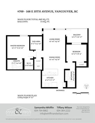"Photo 33: PH709 168 E 35TH Avenue in Vancouver: Main Condo for sale in ""JAMES WALK"" (Vancouver East)  : MLS®# R2575874"