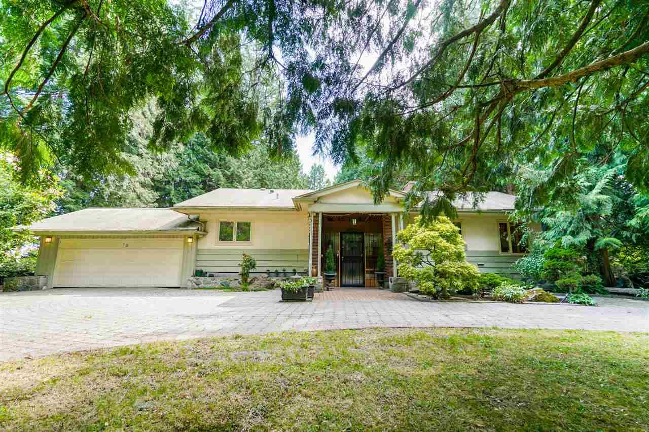 Main Photo: 4743 NEVILLE STREET in Burnaby: South Slope House for sale (Burnaby South)  : MLS®# R2272990