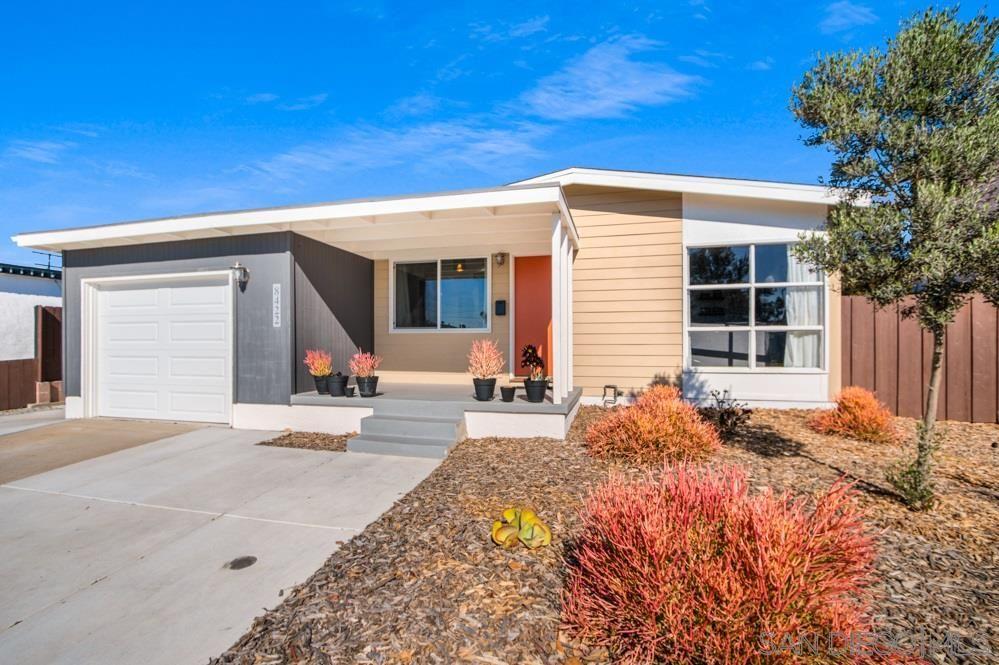 Main Photo: SERRA MESA House for sale : 3 bedrooms : 8422 NEVA AVE in San Diego