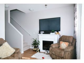 """Photo 8: 144 1460 SOUTHVIEW Street in Coquitlam: Burke Mountain Townhouse for sale in """"CEDAR CREEK"""" : MLS®# V1049640"""