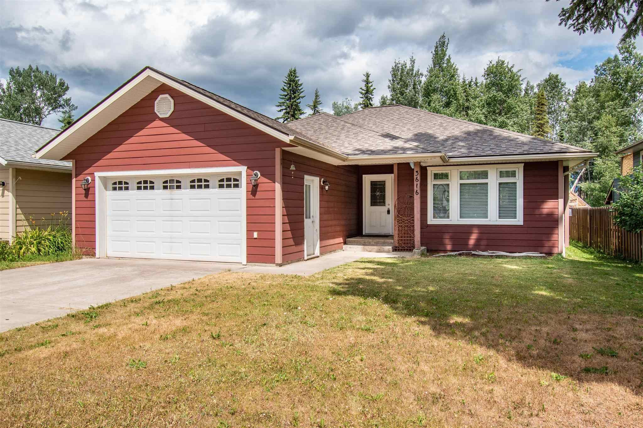 Main Photo: 3616 FOURTH Avenue in Smithers: Smithers - Town House for sale (Smithers And Area (Zone 54))  : MLS®# R2600648