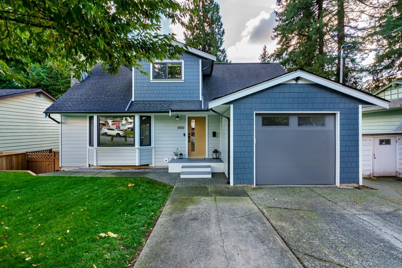 Main Photo: 1850 LINCOLN Avenue in Port Coquitlam: Glenwood PQ House for sale : MLS®# R2624977
