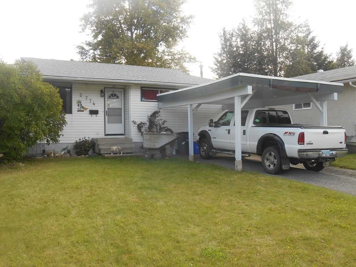 Main Photo: 2774 OAK Street in Prince George: VLA House for sale (PG City Central (Zone 72))  : MLS®# R2106522