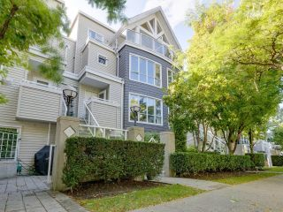 """Main Photo: 758 W 15TH Avenue in Vancouver: Fairview VW Townhouse for sale in """"Sixteen Willows"""" (Vancouver West)  : MLS®# R2618802"""