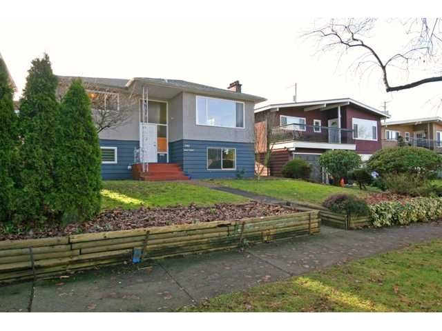 Photo 3: Photos: 3312 CHURCH Street in Vancouver: Collingwood VE House for sale (Vancouver East)  : MLS®# V1101706