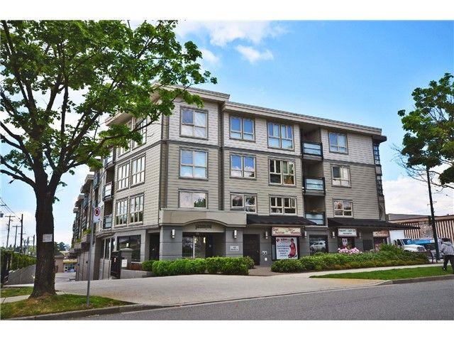"""Main Photo: 403 405 SKEENA Street in Vancouver: Renfrew VE Condo for sale in """"JASMINE"""" (Vancouver East)  : MLS®# V1008189"""