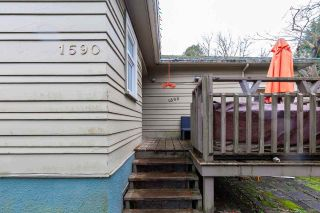 Photo 2: 1590 KINGS Avenue in West Vancouver: Ambleside House for sale : MLS®# R2531242