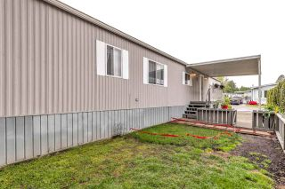 "Photo 30: 41 13507 81 Avenue in Surrey: Queen Mary Park Surrey Manufactured Home for sale in ""PARK BOULEVARD ESTATES"" : MLS®# R2575591"