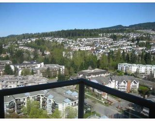 "Photo 3: 2105 1185 THE HIGH Street in Coquitlam: North Coquitlam Condo for sale in ""CLAREMONT"" : MLS®# V778704"