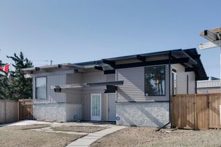 Main Photo: 5523 Maddock Drive NE in Calgary: Marlborough Park Semi Detached for sale : MLS®# A1089012