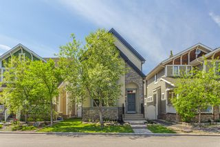 Main Photo: 73 Mike Ralph Way SW in Calgary: Garrison Green Detached for sale : MLS®# A1115015