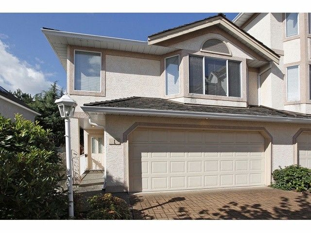 """Main Photo: 1 11952 64TH Avenue in Delta: Sunshine Hills Woods Townhouse for sale in """"Sunwood Place"""" (N. Delta)  : MLS®# F1400942"""