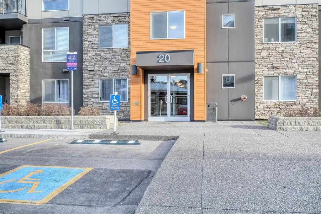 Main Photo: 316 20 Kincora Glen Park NW in Calgary: Kincora Apartment for sale : MLS®# A1144974