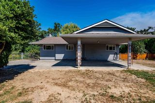 Photo 1: 49331 YALE Road in Chilliwack: East Chilliwack House for sale : MLS®# R2605420