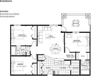 Photo 16: 3308 625 GLENBOW Drive: Cochrane Apartment for sale : MLS®# C4177591