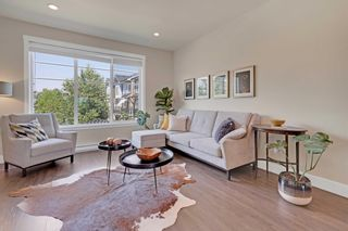 """Photo 1: 22 21150 76A Avenue in Langley: Willoughby Heights Townhouse for sale in """"Hutton"""" : MLS®# R2597336"""