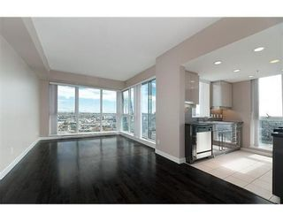 """Photo 3: # 4102 1408 STRATHMORE MEWS in Vancouver: False Creek North Condo for sale in """"west One"""" ()  : MLS®# V886987"""