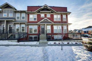 Main Photo: 106 Cranbrook Square in Calgary: Cranston Row/Townhouse for sale : MLS®# A1070928