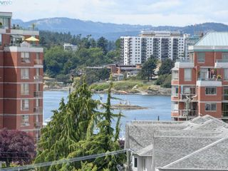 Photo 2: 701 500 Oswego St in VICTORIA: Vi James Bay Condo for sale (Victoria)  : MLS®# 828148