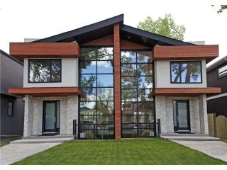 Photo 1: 2214 32 Street SW in CALGARY: Killarney_Glengarry Residential Attached for sale (Calgary)  : MLS®# C3631823