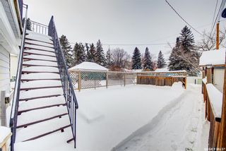 Photo 37: 703 J Avenue South in Saskatoon: King George Residential for sale : MLS®# SK840688