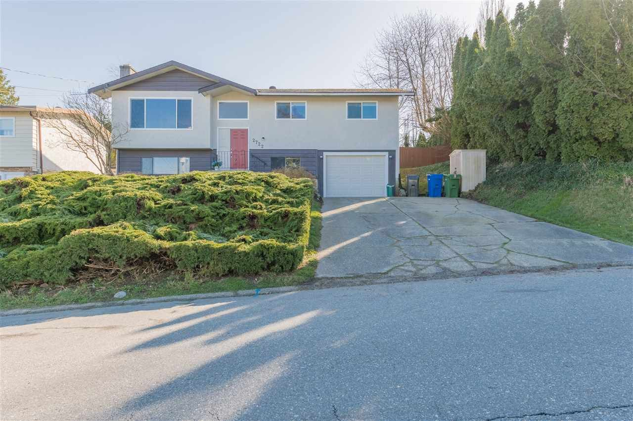 Main Photo: 2722 SPRINGHILL Street in Abbotsford: Abbotsford West House for sale : MLS®# R2560786