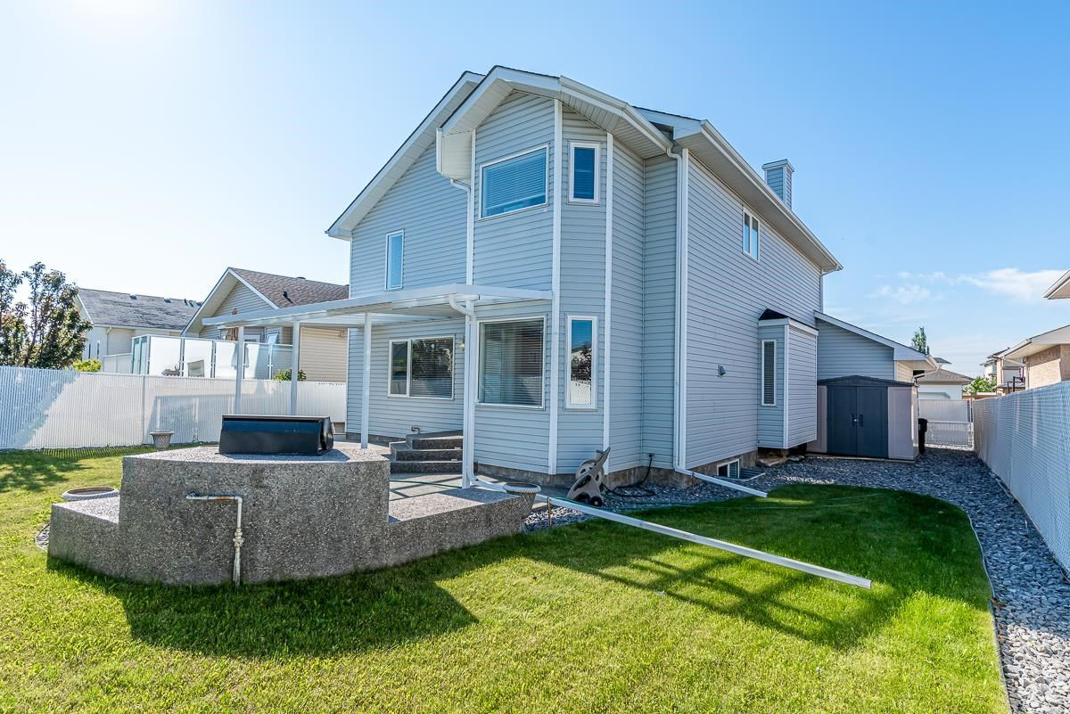 Main Photo: 471 OZERNA Road in Edmonton: Zone 28 House for sale : MLS®# E4252419