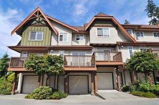 """Photo 1: 93 2000 PANORAMA Drive in Port Moody: Heritage Woods PM Townhouse for sale in """"MOUNTAIN EDGE"""" : MLS®# R2201532"""