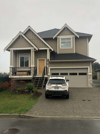 Photo 1: 27668 RAILCAR Court in Abbotsford: Aberdeen House for sale : MLS®# R2409237