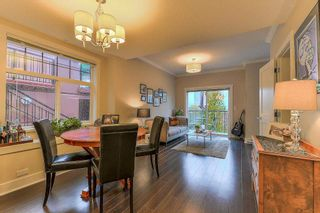 "Photo 9: 206 828 ROYAL Avenue in New Westminster: Downtown NW Townhouse for sale in ""BRICKSTONE WALK"" : MLS®# R2222014"