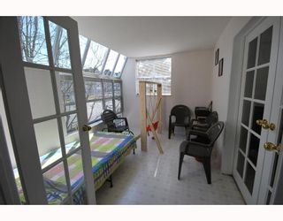 Photo 5: 36 7540 ABERCROMBIE Drive in Richmond: Brighouse South Townhouse for sale : MLS®# V758196
