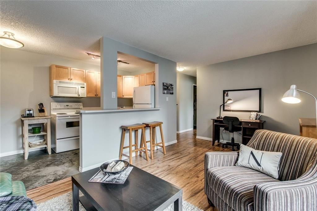 Main Photo: 204 823 1 Avenue NW in Calgary: Sunnyside Apartment for sale : MLS®# C4273040