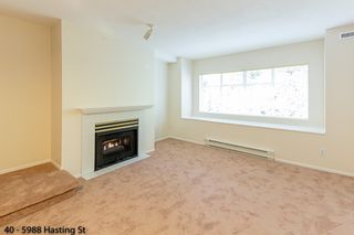 """Photo 5: 40 5988 HASTINGS Street in Burnaby: Capitol Hill BN Condo for sale in """"SATURNA"""" (Burnaby North)  : MLS®# R2314385"""