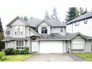 Photo 1: 11356 142ND ST in Surrey: Bolivar Heights House for sale (North Surrey)  : MLS®# F1302098