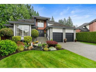 """Photo 1: 10486 SUMAC Place in Surrey: Fraser Heights House for sale in """"Glenwood Estates"""" (North Surrey)  : MLS®# R2579473"""