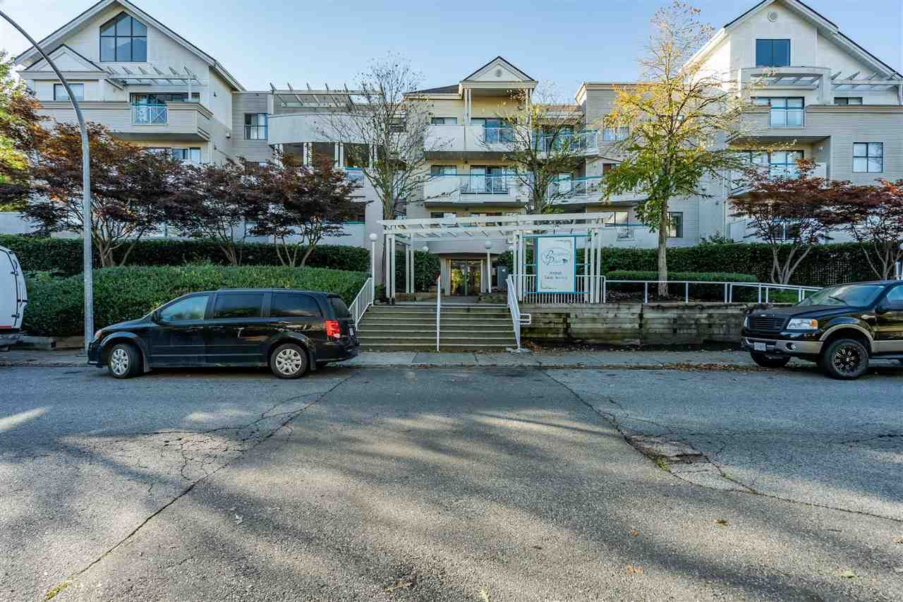"""Main Photo: 308 20268 54 Avenue in Langley: Langley City Condo for sale in """"Brighton Place"""" : MLS®# R2503675"""
