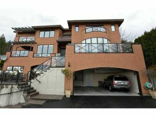 Main Photo: 2723 Chelsea Crest in West Vancouver: Chelsea Park House for sale : MLS®# V858902