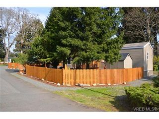 Photo 19: 46 2780 Spencer Rd in VICTORIA: La Goldstream Manufactured Home for sale (Langford)  : MLS®# 697284
