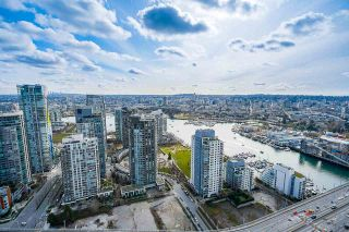 "Photo 8: 4608 1480 HOWE Street in Vancouver: Yaletown Condo for sale in ""VANCOUVER HOUSE"" (Vancouver West)  : MLS®# R2545324"