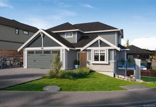 Main Photo: 1272 Flint Ave in Langford: La Bear Mountain House for sale : MLS®# 839286