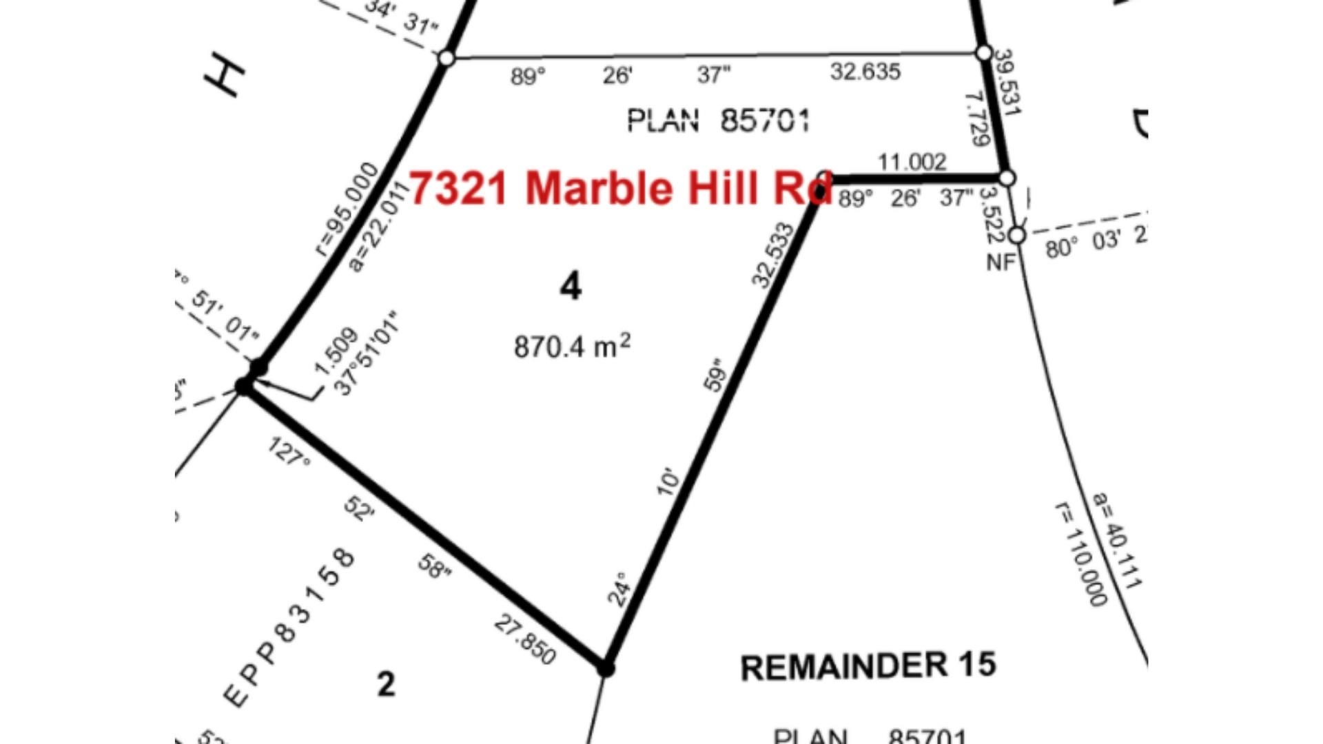 """Main Photo: 7321 MARBLE HILL Road in Chilliwack: Eastern Hillsides Land for sale in """"MARBLE HILL"""" : MLS®# R2603688"""