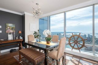 """Photo 5: 3602 1111 ALBERNI Street in Vancouver: West End VW Condo for sale in """"SHANGRI-LA"""" (Vancouver West)  : MLS®# R2591965"""